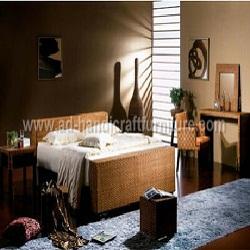Bộ giường ngủ lục bình WABD-010