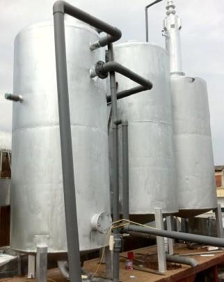 Bộ lọc nước công nghiệp