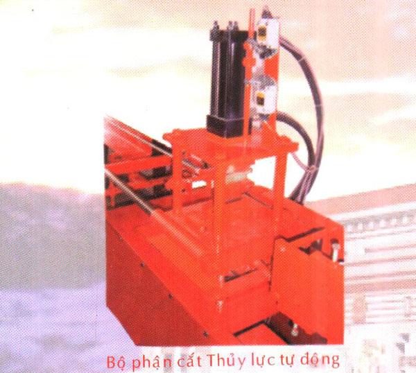 Bộ phận cắt thủy lực tự động