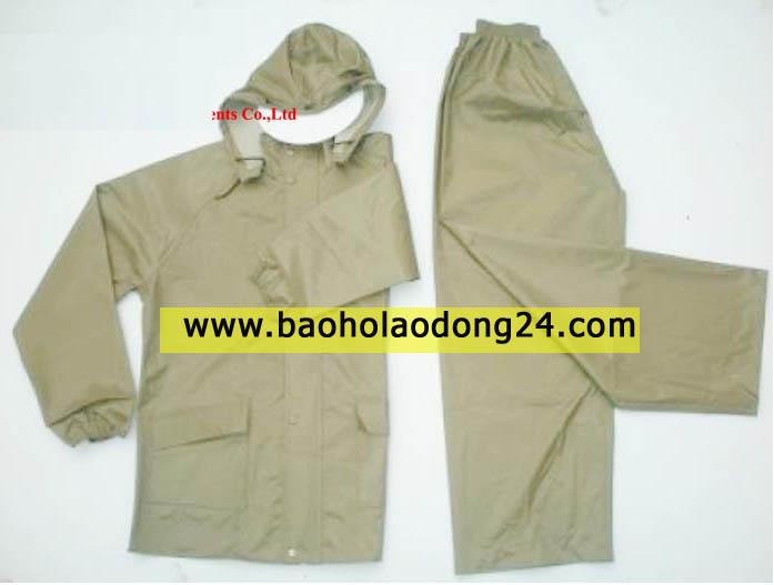 Bộ quần áo mưa