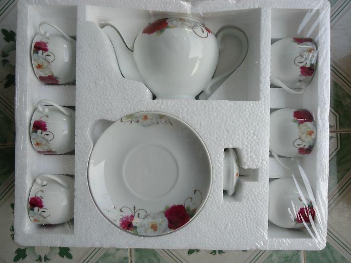 Bộ tách trà Vivian