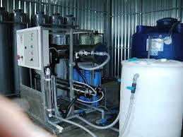 Bộ xử lý nước sạch
