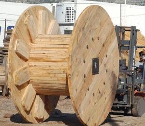 Bobin gỗ, Rulo gỗ