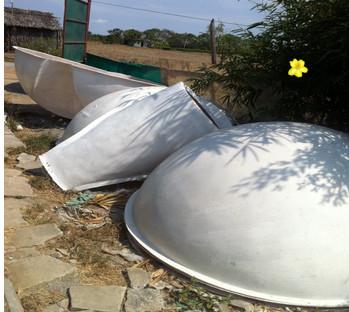Bồn biogas composite