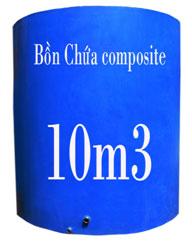 Bồn chứa composite