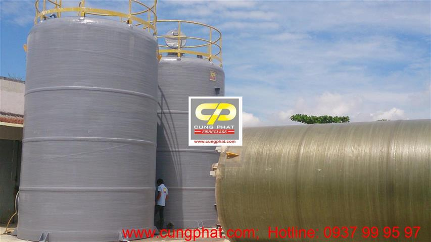 Bồn composite cung phat co ltd
