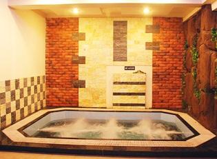 Bồn massag thủy lực tập thể