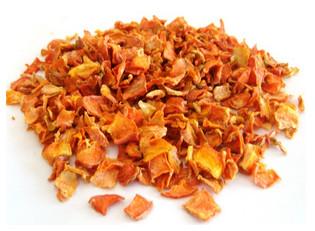 Cà rốt thái lát sấy khô/ Bột cà rốt nguyên chất