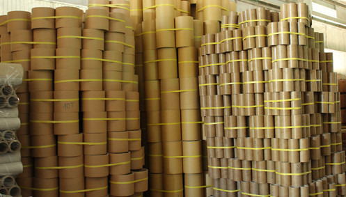 Các loại lõi ống giấy