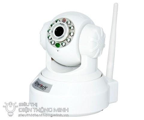 Camera IP quay quét