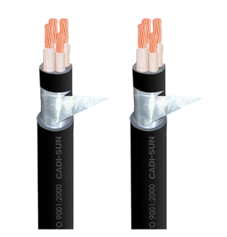 Cáp ngầm 5 ruột DSTA 3X+2 Cadisun