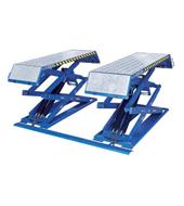 Cầu nâng cắt kéo siêu thấp