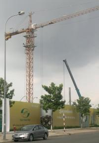 Cẩu tháp SCM