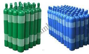 Chai chứa khí bằng thép không hàn