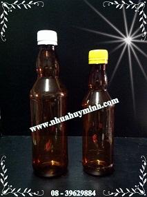 Chai lọ dược phẩm HDPE