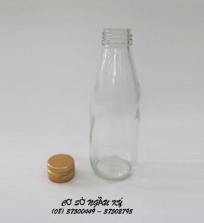 Chai thuỷ tinh 180ml