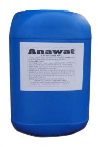 Chất tẩy rửa nhà máy Anawat