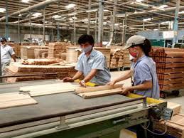 Chế biến gỗ xuất khẩu