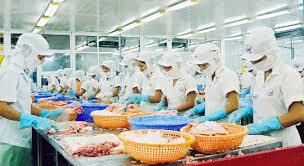 Chế biến thuỷ hải sản
