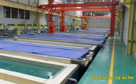 Chế tạo bể xử lý chất thải