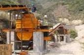Chế tạo máy nghiền đá