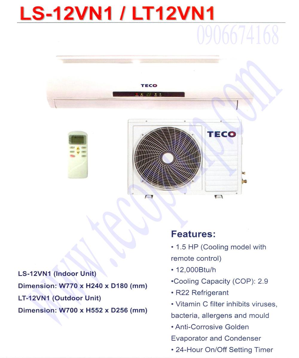 Máy lạnh TECO 1.5HP