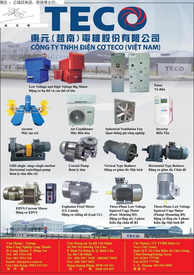 Động Cơ TECO