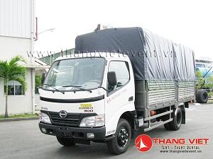 Cho thuê các loại xe tải