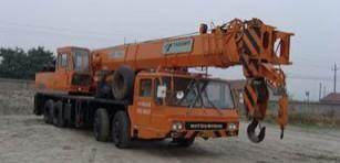 Cho thuê cẩu 50 tấn