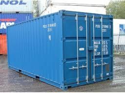 Cho thuê container các loại