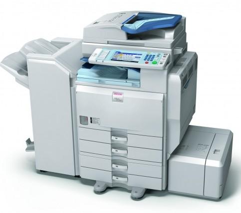 Cho thuê máy Máy Photocopy Ricoh Aficio MP 5000