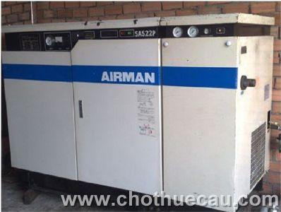 Cho thuê máy nén khí Airman