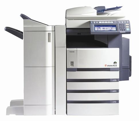 Cho thuê máy photocopy Toshiba e-Studio 453