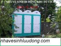Cho thuê nhà vệ sinh lưu động