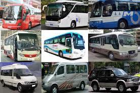 Cho thuê xe du lịch 24 chỗ