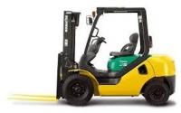 Cho thuê xe nâng hàng Komatsu 2,5 tấn