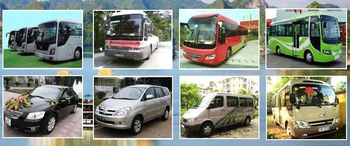Cho thuê xe ô tô du lịch