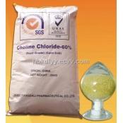Choline chloride 60%