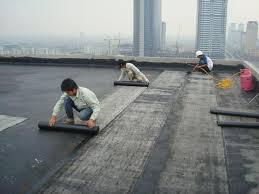 Chống thấm sàn mái