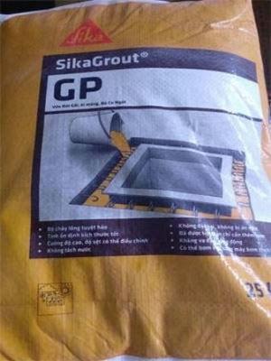 Vữa tự chảy Sika Grrout GP