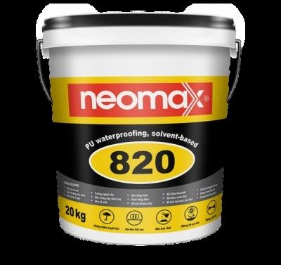 Chống thấm siêu đàn hồi Neomax® 820