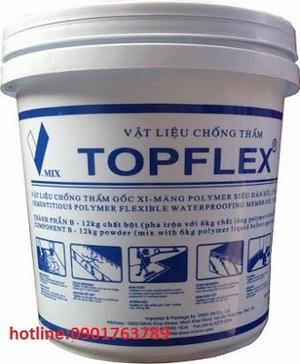 Vật liệu chống thấm Topflex-malaixia