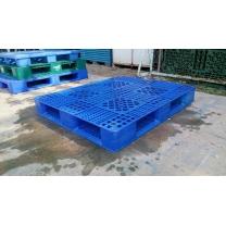 Pallet xanh 2 mặt 100x120x15