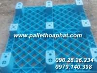PALLET XANH CHÂN GÙ 1000X1200X150MM