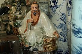 tượng gốm sưu bát tràng