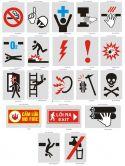 Tranh cảnh báo (20 tranh) PA5437