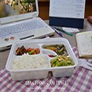 Cơm trưa văn phòng