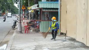 Công tác vệ sinh công cộng