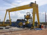 Cổng trục phục vụ sản xuất