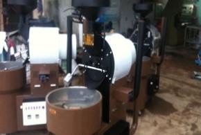 Máy rang cà phê 3 kg